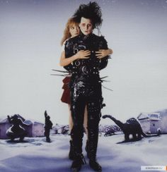 Edward Scissorhands Photo: Edward. One of the best costumes of all time