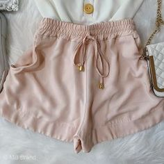 Shorts Outfits Women, Cute Swag Outfits, Cute Comfy Outfits, Short Outfits, Outfits For Teens, Casual Outfits, Diy Shorts, Cute Shorts, Girls Fashion Clothes