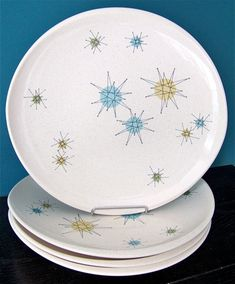 Franciscan Starburst - Mom's dishes, lost in the fire Vintage Dishware, Vintage Dinnerware, Vintage Dishes, Vintage Pottery, Vintage China, Vintage Love, Vintage Antiques, Retro Vintage, Vintage Items