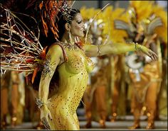 Rio De Janeiro Carnival... THE BIGGEST PARTY IN THE WORLD! (not to mention how cute the movie is)