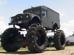 """Big Truck Day at the Tualatin Hills Park and Rec. Featuring """"Pure Insanity"""" and """"Dementia"""" Pro-Stock Monster Trucks. Jeep Cars, Jeep Truck, 4x4 Trucks, Diesel Trucks, Custom Trucks, Lifted Trucks, Cool Trucks, Muddy Trucks, Monster Car"""