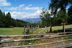 Impressie van wandeling vanuit Deutschnofen naar Bolzano, zomer 2015.
