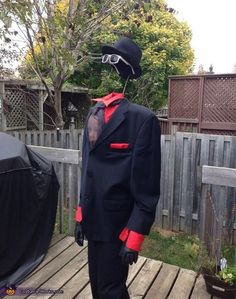 mens halloween costumes Invisible Man - 2015 Halloween Costume Contest via costume_works Clever Costumes, Scary Halloween Costumes, Halloween Costume Contest, Halloween 2015, Holidays Halloween, Cool Costumes, Halloween Party, Halloween Stuff, Scary Costumes For Men