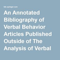 What is an annotated bibliography    Useful Library Tools  Tips