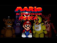 Love a good video? Plug in for this one. Mario In Five Nights at Freddy's! - Mario In Animatronic Horror (Night 1 Completed!) https://youtube.com/watch?v=1N9fzpoKz0g