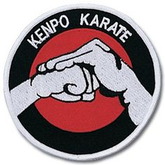 Kenpo Karate Patch now available at http://www.karatemart.com/