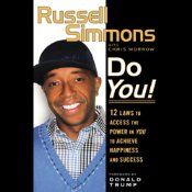 """Since rising out of the New York City streets over 25 years ago, Russell Simmons has helped create such ground breaking ventures as Def Jam Records, Phat Farm, and Def Comedy Jam, in the process becoming known the world over as """"The CEO of Hip Hop"""". Russell might have helped introduce hip-hop to the world, but he credits his success to his belief in a strong set of principles, or laws, which he shares for the first time in this audio."""