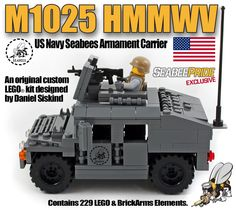 Seabee Humvee