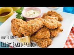 Crispy Salmon 鮭フライ • Just One Cookbook