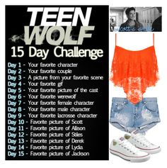 """""""Favorite Gif"""" by demiwitch-of-mischief ❤ liked on Polyvore featuring OneTeaspoon, WearAll and Converse"""