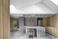 McLaren.Excell: Kew House — Thisispaper — What we save, saves us.
