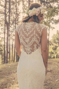 Anna Campbell, Made to measure- Shae, Size 8 Wedding Dress ...