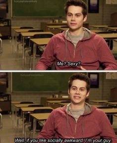 oh dylan you are so delusional