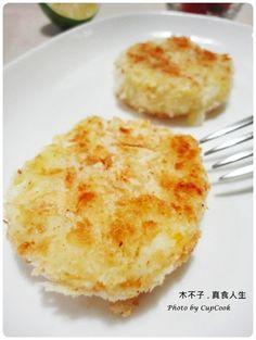免油炸爆漿起司馬鈴薯餅 No Fried Cheese Potato Pancake