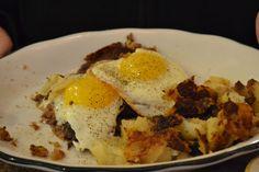 American Breakfast w/eggs