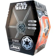 Star Wars: The Saga Collection Exclusive > Tie Fighter Vehicle * Check this awesome product by going to the link at the image. (This is an affiliate link) #ActionFiguresStatues