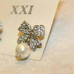 Earrings from Forever 21