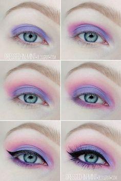 pastelgoth-ojos More
