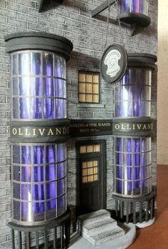 Ollivanders - 02 by Brunasc.deviantart.com on @DeviantArt