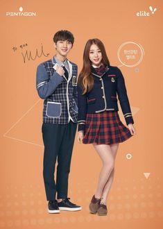 IOI and Pentagon Reveal 1st Episode for 'Elite' School Uniform Series | Koogle TV