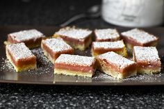 Smitten Kitchen Pink Lemonade Bars Gonna have to make these before summer is over