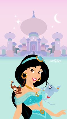 66 ideas wallpaper iphone cartoon movies for 2019 Disney Kunst, Arte Disney, Disney Art, Disney Pixar, Disney Princesse Jasmine, Princesa Jasmine, Disney Jasmine, Disney Phone Backgrounds, Disney Phone Wallpaper