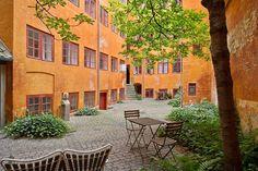 Facade - København Courtyards