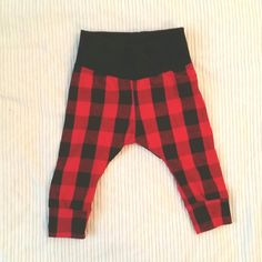 Hey, I found this really awesome Etsy listing at https://www.etsy.com/listing/212818796/trendy-infanttoddler-red-and-black