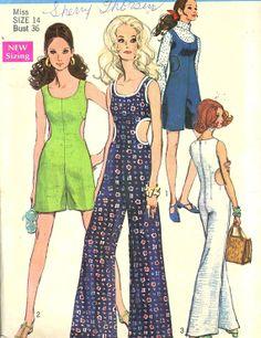 Vintage 60s Simplicity 8244 UNCUT Misses Cut Out by RomasMaison, $24.00