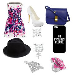 """""""On my way"""" by awacisse ❤ liked on Polyvore"""