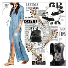 """""""ZAFUL II/17"""" by amra-softic ❤ liked on Polyvore featuring Acne Studios, women's clothing, women's fashion, women, female, woman, misses, juniors and zaful"""