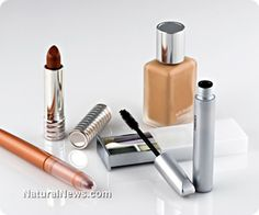 Revlon, supporter of the National Breast Cancer Coalition, uses cancer-causing chemicals in its cosmetics
