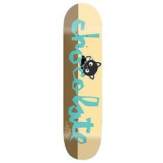"""Chocolate x #sanrio chococat #skateboard deck - anderson #8.125"""",  View more on the LINK: http://www.zeppy.io/product/gb/2/222263212968/"""