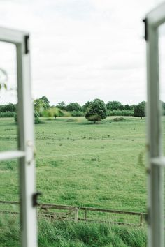 Countryside views from the window Esprit Country, Vie Simple, Window View, Open Window, Farm Life, Farm House, Country Life, Life Is Beautiful, The Great Outdoors