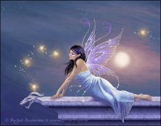 Rachel Anderson twilight shimmer