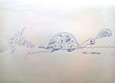 #loknktatLleida14 Tic Tortuga by Neus Moral