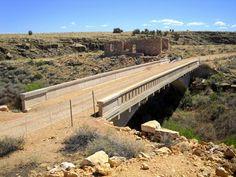 route 66 canyon diablo bridge, az