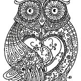 [Coloring Pages] : detailed coloring pages for adults printable kids colouring pages free cool coloring pages for adults awesome printable coloring pages for adults Owl Coloring Pages, Detailed Coloring Pages, Printable Adult Coloring Pages, Mandala Coloring Pages, Coloring Books, Kids Colouring, Coloring Sheets, Mandalas Painting, Mandalas Drawing