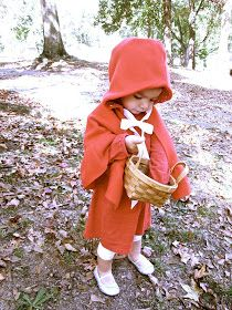 The Modest Homestead: Little Red Riding Hood Costume {Tutorial} Up Costumes, Halloween Costumes For Kids, Costume Ideas, Red Riding Hood Costume Kids, World Book Day Ideas, Cape Pattern, Costume Tutorial, Fabric Markers, Easy Sewing Projects