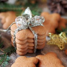 Pierniczki Katarzynki Cupcake Cakes, Cupcakes, Gingerbread Cookies, Sweet Recipes, Stuffed Mushrooms, Food And Drink, Cooking Recipes, Sweets, Christmas
