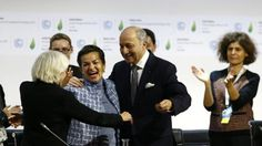 Pocket: Paris UN climate conference 2015: Countries strike grand deal to tackle climate change
