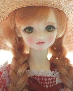 Anne of Green Gables Ball Jointed Doll     #doll #bjd