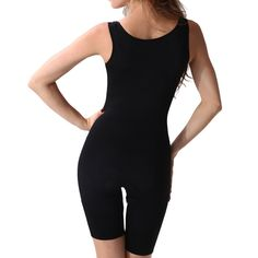2918641377 Defitshape Womens Shapewear Seamless Thighs Slimmer Bodysuit Open Bust Body  Shaper Black US2 4Tags M -- To view further for this item