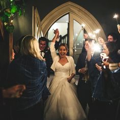 Congratulations to Josefin and Aidan on their amazing and beautiful wedding day ♡ Video: @bondedframes & Photo: @bronte_photography