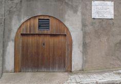 L'ingresso delle vecchie carceri