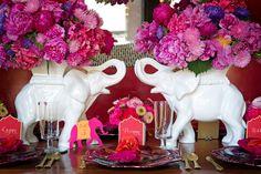 White Elephant Bridal Shower