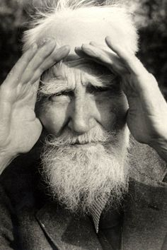 """""""Progress is impossible without change, & those who cannot change their minds cannot change anything."""" George Bernard Shaw"""