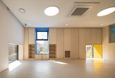 Gallery of Naver Imae Nursery School / DㆍLIM architects - 30