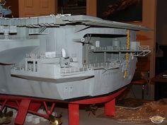 Scale Model Ships, Scale Models, Uss Enterprise Cvn 65, Aircraft Carrier, Battleship, Hobbies, Miniature, Military, Water