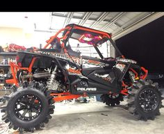 MODIFIED RZR